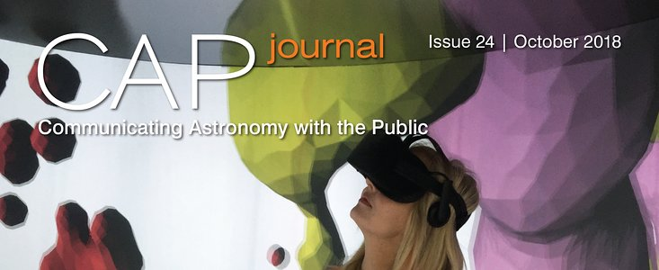 Cover of CAPjournal issue 24