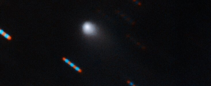 New Interstellar Visitor: 2I/Borisov imaged with Gemini