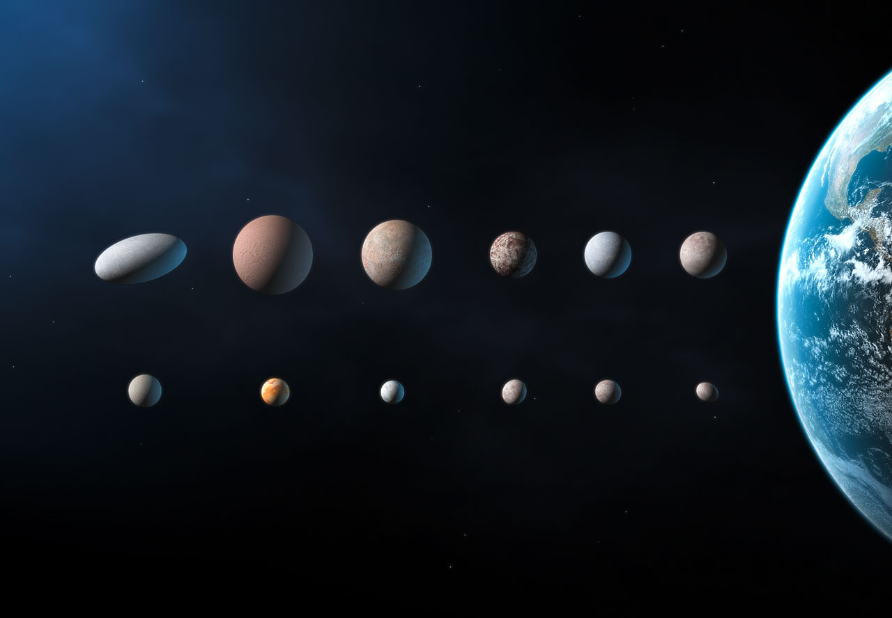 Planet candidates in the Solar System [unannotated]