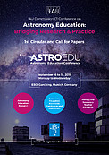 2019 IAU Astronomy Education Conference