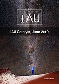 Cover of the IAU Catalyst