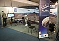 Exhibition Area, ALAM stand
