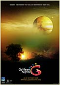 Galilean Nights Poster