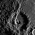Enheduanna Crater on Mercury