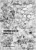 Poster for the IAU GA 2018