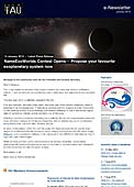 IAU e-Newsletter -Volume 2015 n°1
