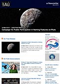 IAU e-Newsletter - Volume 2015 n°2