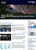 IAU e-Newsletter - Volume 2015 n°7