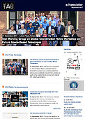 IAU e-Newsletter - Volume 2017 n°4