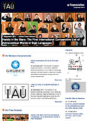 IAU e-Newsletter - Volume 2017 n°5