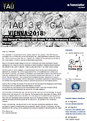 IAU e-Newsletter - Volume 2018 n°7