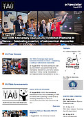 IAU e-Newsletter - Volume 2018 n°8