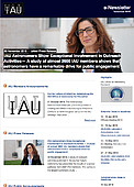 IAU e-Newsletter - Volume 2018 n°13