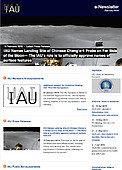 IAU e-Newsletter - Volume 2019 n°1